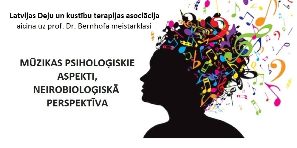 LDKTA meistarklase/Mūzikas psiholoģiskie aspekti un neirobioloģiskā perspektīva