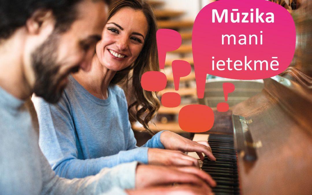 Eiropas Mūzikas terapijas dienas 2018!