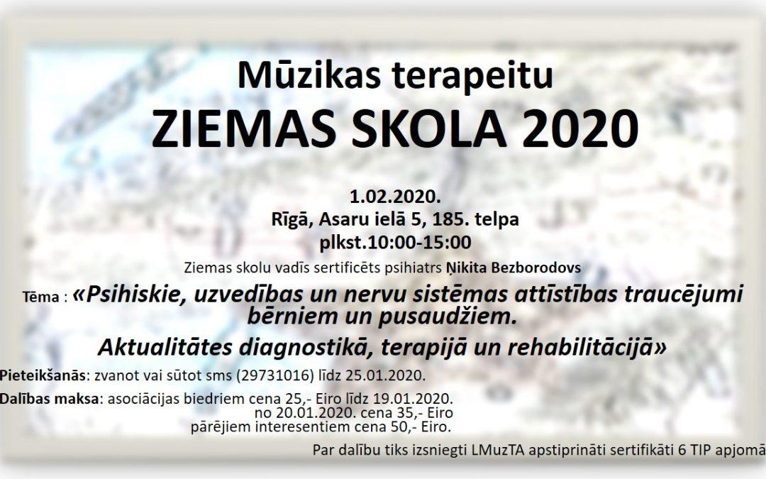 ZIEMAS SKOLA 2020