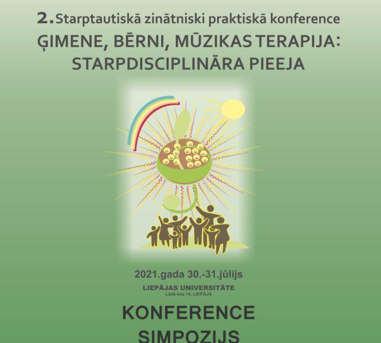 2. Starptautiskā zinātniski praktiskā konference